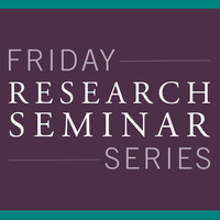 Friday Research Seminar Series: MSBS Student Presentations