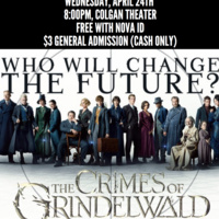 Movie Night - The Crimes of Grindelwald
