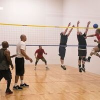 Intramural Wallyball Tourney Registration