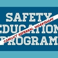 Safety Education Conduct Workshop 12