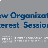New Organization Interest Session
