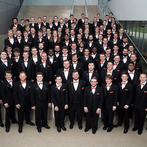 BGSU Men's Chorus at the OMEA Conference