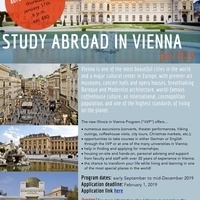 Vienna: Illinois in Vienna Study Abroad Program Information Session