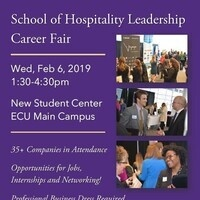 School of Hospitality Leadership Career Fair