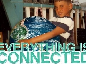 Everything is Connected -- An Evening of Stories, Most Weird, Many True