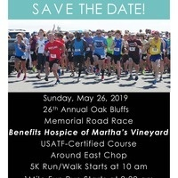 Oak Bluffs Memorial Road Race