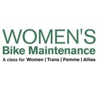 Women's Bike Maintenance Class