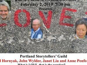 Portland Storytellers Guild: What Is Love?