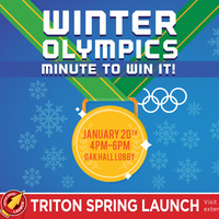 Winter Olympics--Minute to Win It!