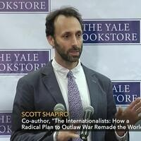 """Global Issues Symposium: Scott Shapiro — """"Is the International Legal Order at Risk?"""""""
