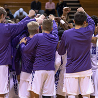 Men and Women's Basketball vs UMHB