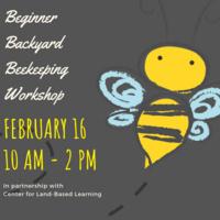 Workshop: Backyard Beekeeping for Beginners