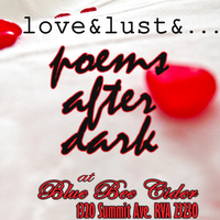 Poems after Dark at Blue Bee