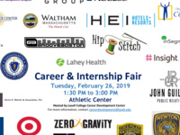 2019 Spring Career and Internship Fair