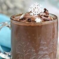 Hot Chocolate Happy Hour