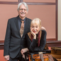 """John & Rose Mary Harbison """"Music for a Winter Afternoon"""""""