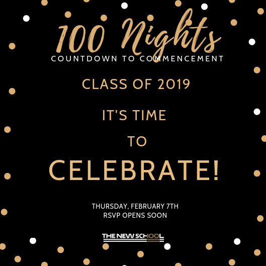 100 Nights: Countdown to Commencement