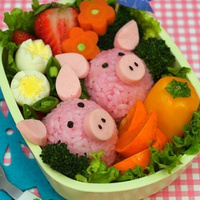 Obento: Art of Japanese Lunch Box