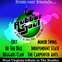 """With A Little Help From Our Friends, A West Virginia Tribute To The Beatles"""