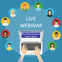New Online Draft Book Training - LAST Live Webinar for All   Human Resources