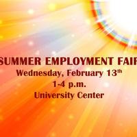 Summer Employment Fair