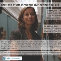 The Fate of Art in Vienna during the Nazi Era