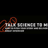 Talk Science to Me - Podcast Workshop