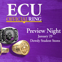 ECU Official Ring Preview Night
