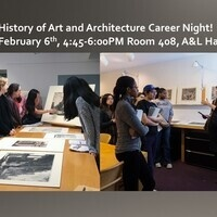 History of Art and Architecture Career Night
