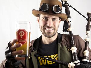 The Unipiper Hazy IPA Beer Release