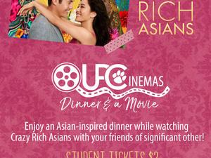 UPCinemas: Dinner & A Movie