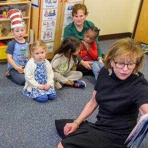 Reading With Young Children Workshop