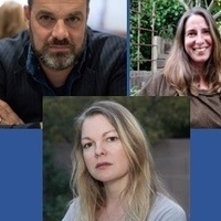 Writers and Critics - Grant Faulkner, Kim Magowan, and Michelle Ross