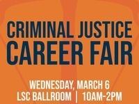 Criminal Justice Career Fair