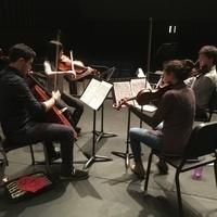 URI String Ensemble, Ted Mook, coordinator