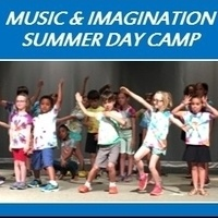 Sign Up for Music & Imagination Summer Day Camp