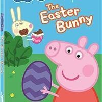 Movie Time: Peppa Pig-The Easter Bunny