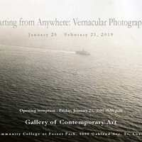 Opening Reception...Starting from Anywhere: Vernacular Photography