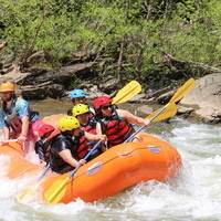 Big Water Rafting #1 (Welcome Week)