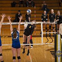 High School Volleyball Clinic - Pin Hitter Academy