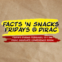 Facts 'N Snacks Fridays at Dirac: Intro to Patent Searching