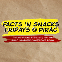 Facts 'N Snacks Fridays at Dirac: Tools & Strategies for Avoiding Plagiarism