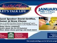 Master Class… Let's Talk Life