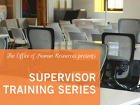 Supervisor Training - Managing Performance Concerns