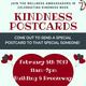 Kindness Postcard