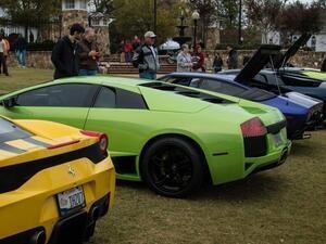 Italian Car Show