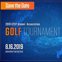 2019 UTEP Alumni Association Golf Tournament