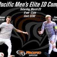 Men's Soccer Elite ID Camp