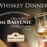 Balvenie Whiskey Dinner
