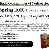 Hindu Weekly Discussion and Dinner